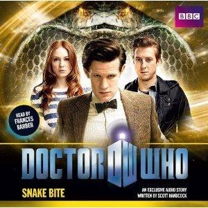 Doctor Who: Snake Bite  by  Scott Handcock