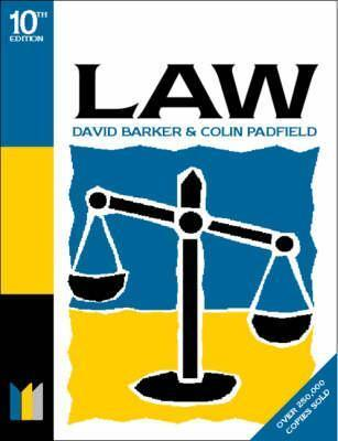 Law Made Simple  by  Colin Padfield
