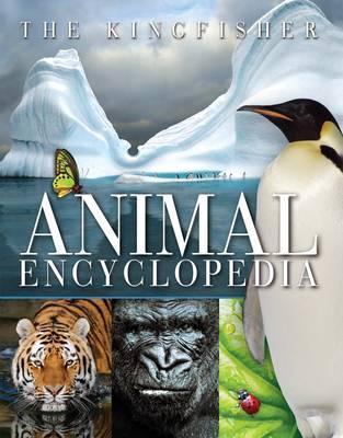 Kingfisher Animal Encyclopedia David Burnie