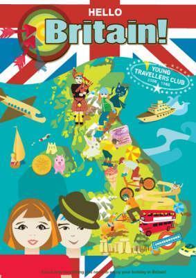 Hello Britain! Rebecca Welby