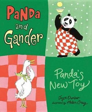 Pandas New Toy Joyce Dunbar