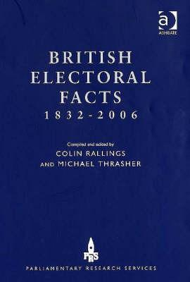 Britain Votes 5: British Parliamentary Election Results, 1988 1992  by  Colin Rallings