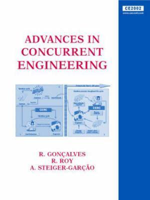 Concurrent Engineer W/cd  by  R. Goncalves