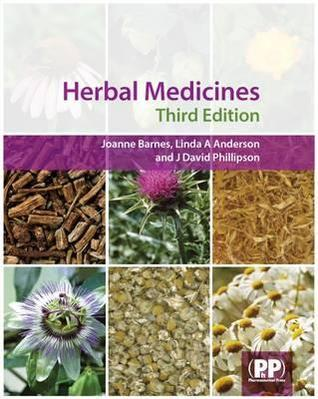 Herbal Medicines, 3rd Edition (Book and CD-ROM Package)  by  Joanne Barnes