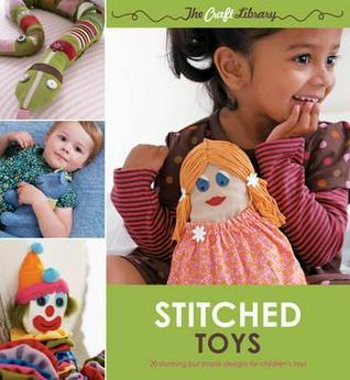 Stitched Toys Kate Haxell