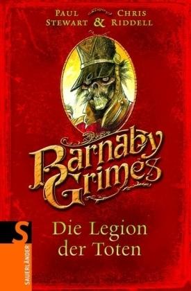 Die Legion der Toten (Barnaby Grimes, #3) Chris Riddell