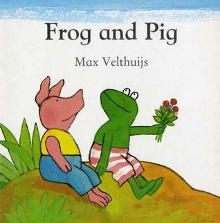 Frog and Pig Max Velthuijs