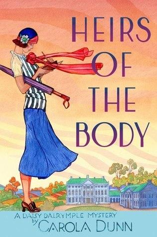 Heirs of the Body (Daisy Dalrymple, #21)  by  Carola Dunn