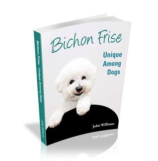 Bichon Frise Unique Among Dogs  by  John        Williams