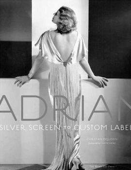 Adrian: Silver Screen to Custom Label  by  Christian Esquevin