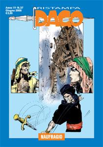 Dago Ristampa n. 37: Naufragio Robin      Wood