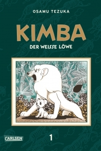 Kimba, Der Weisse Löwe, Bd.1  by  Osamu Tezuka