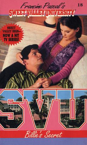 Billies Secret (Sweet Valley University, #18)  by  Francine Pascal