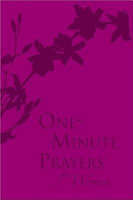 One-Minute Prayers? for Women Gift Edition Hope Lyda