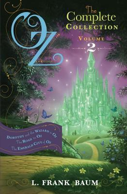 The Road to Oz Bind-Up  by  L. Frank Baum