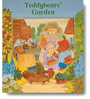 Teddybears Garden  by  Dorothea King