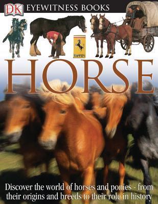 Horse (DK Eyewitness Books)  by  Juliet Clutton-Brock