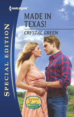 Made in Texas! Crystal Green