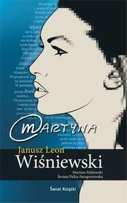 Martyna  by  Janusz Leon Wiśniewski