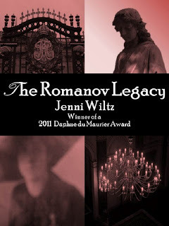The Romanov Legacy  by  Jenni Wiltz