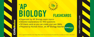 CliffsNotes AP Biology Flashcards Nichole Vivion