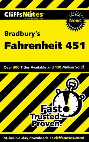 Bradburys Fahrenheit 451 (Cliffs Notes) K. Hiner