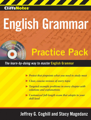 CliffsNotes English Grammar Practice Pack  by  Jeff Coghill