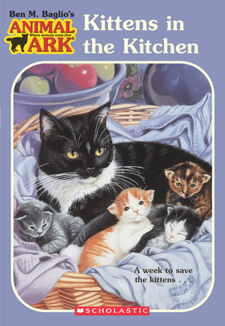 Kittens in the Kitchen (Animal Ark, #1) Lucy Daniels