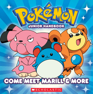 Come Meet Marill & More  by  Simcha Whitehill