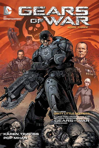Gears of War Book One Joshua Ortega
