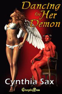 Dancing for Her Demon (Demon Wars, #1) Cynthia Sax