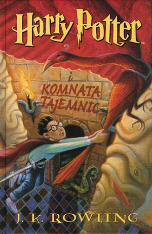 Harry Potter i Komnata Tajemnic (Harry Potter, #2) J.K. Rowling