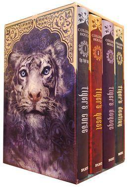 Tigers Curse Collectors Boxed Set (Tiger Saga, #1-4)  by  Colleen Houck