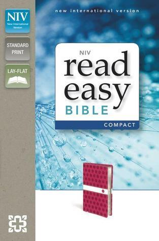 Read Easy Bible-NIV-Compact Zondervan Publishing