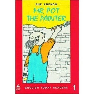 Mr Pot The Painter  by  Sue Arengo