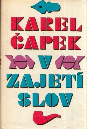 V zajetí slov  by  Karel Čapek