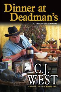 Dinner at Deadmans  by  C.J. West