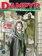 Dampyr n. 155: Il sigillo di Lazzaro Diego Cajelli