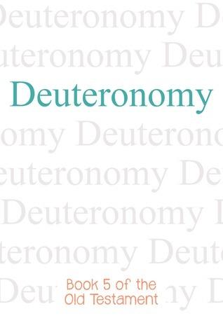 Deuteronomy Anonymous