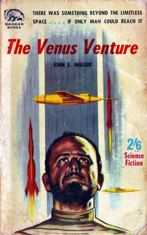 The Venus Venture  by  John S. Glasby