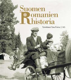 Suomen romanien historia  by  Panu Pulma