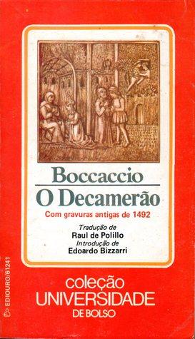O Decamerão  by  Giovanni Boccaccio