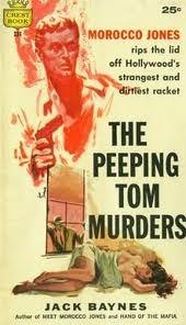 The Peeping Tom Murders  by  Jack Bayes