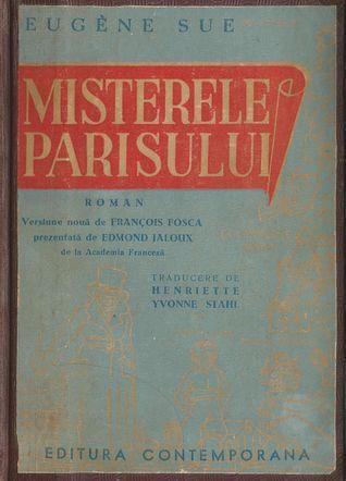 Misterele Parisului  by  Eugène Sue