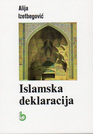 Islamska deklaracija Alija Izetbegović