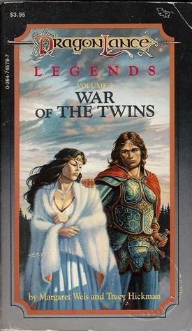 War of the Twins Margaret Weis