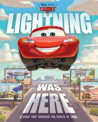 Lightning Was Here  by  Calliope Glass