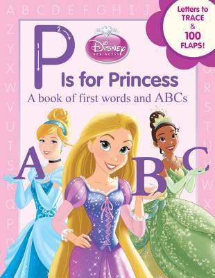P Is for Princess Annie Auerbach