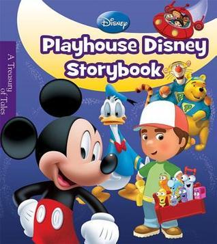 Playhouse Disney Storybook Walt Disney Company