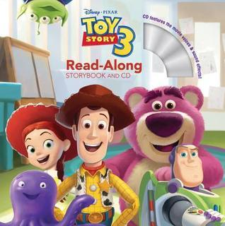Toy Story 3 Read-Along Storybook and CD  by  Walt Disney Company